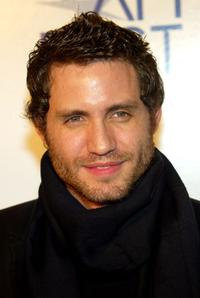 Edgar Ramirez at the screening of