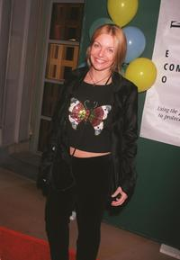 Sheryl Lee at the Los Angeles premiere of