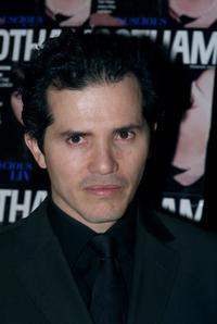 John Leguizamo at the launch of
