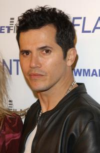 John Leguizamo at the premiere of