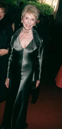 Janet Leigh at the10th Annual Oscar party of ''Night of 100 Stars Gala'' .