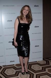 Jennifer Jason Leigh at the screening of