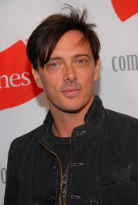 Donovan Leitch at a private preview party to celebrate the opening of Hanes first limited engagement