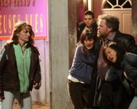 Melissa Leo as Ray Eddy, Nancy Wu as Chen Li, Mark Boone Jr. as Jacques Bruno and Betty Ouyang as Li Wei in