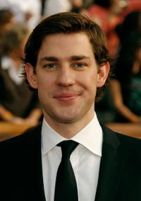 John Krasinski at the 13th Annual Screen Actors Guild Awards in Los Angeles.