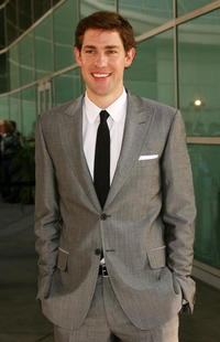 "John Krasinski at the ""License to Wed"" film premiere in Hollywood."