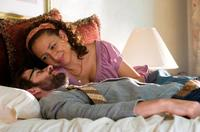 John Krasinski as Burt and Maya Rudolph as Verona in