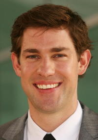 John Krasinski at the Los Angeles premiere of