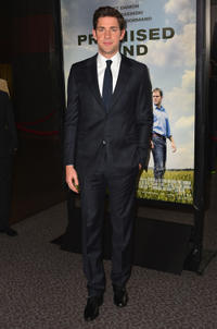 John Krasinski at the California premiere of