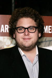 Jonah Hill at the L.A. premiere of