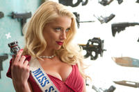 Amber Heard as Miss San Antonio in