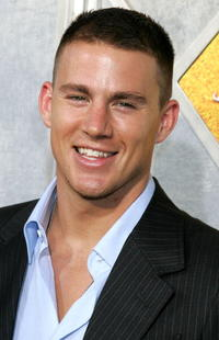 Channing Tatum at the Hollywood premiere of