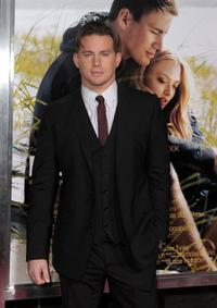 Channing Tatum at the California premiere of