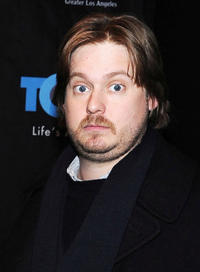 Tim Heidecker at the Day 1 of Miami Oasis in Utah.