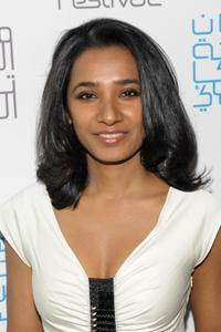 Tannishtha Chatterjee at the press conference of