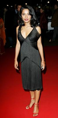 Tannishtha Chatterjee at the Times BFI 51st London Film Festival.