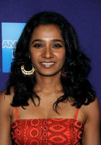 Tannishtha Chatterjee at the premiere of