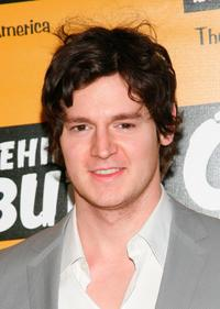 Benjamin Walker at the special screening of