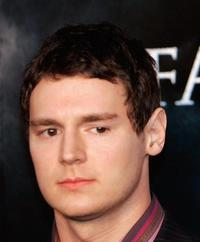 Benjamin Walker at the premiere of