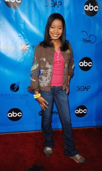 Keke Palmer at the Disney/ABC Television Group All Star Party.