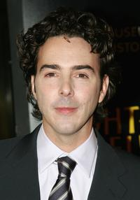 Shawn Levy at the New York premiere of