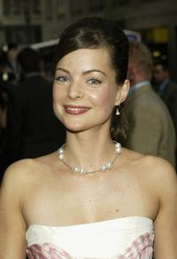 Kimberly Williams-Paisley at the ABC Network All-Star Party.