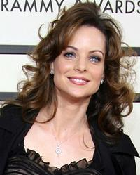 Kimberly Williams-Paisley at the 50th Annual Grammy Awards.