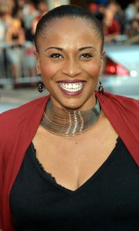 Jenifer Lewis at the premiere of