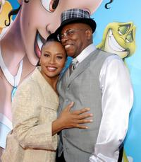 Jenifer Lewis and David Keith at the California premiere of