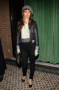 Juliette Lewis at the after party of the screening of