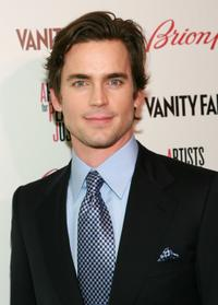 Matthew Bomer at the Artists for Peace and Justice California.