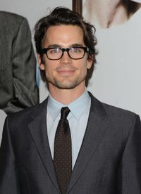 Matthew Bomer at the Broadway opening of