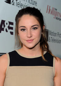 Shailene Woodley at the Hollywood Reporter's Annual Next Generation Reception in California.