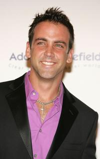 Carlos Ponce at the Fifth Annual Adopt-A-Minefield Gala.