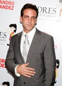 Carlos Ponce at the Padres Contra El Cancer's 8th Annual