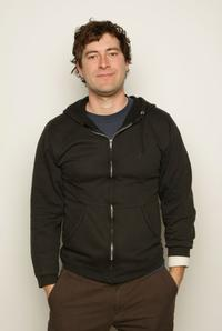 Mark Duplass at the Miners Club during the 2008 Sundance Film Festival.