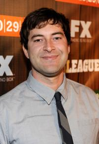 Mark Duplass at the premiere screening of