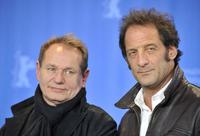 Philippe Lioret and Vincent Lindon at the 59th Berlinale Film Festival.