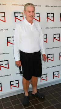 Paul Linke at the AFTRA's Inaugural Frank Nelson Fund Celebrity Golf Classic in California.