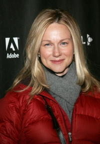 Laura Linney at the premiere of