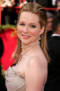 Laura Linney at the 77th Annual Academy Awards.