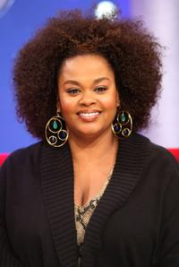 Jill Scott at the BET's 106 and Park.