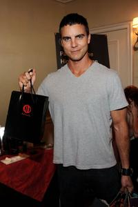 Colin Egglesfield at the DPA pre-Emmy Gift Lounge.