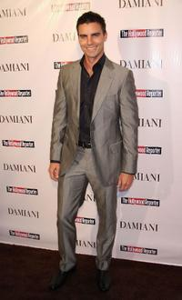 Colin Egglesfield at the Damiani Diamonds and The Hollywood Reporter Power 100 Women in Entertainment.