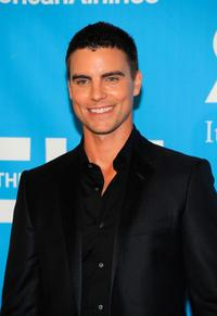 Colin Egglesfield at the 36th Annual Daytime Emmy Awards.