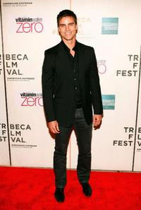Colin Egglesfield at the premiere of