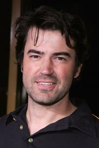 Ron Livingston at the DVD release premiere of