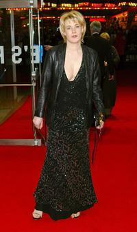 Emily Lloyd at the world premiere of