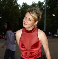 Emily Lloyd at the premiere of