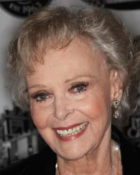 June Lockhart at the 40th Annual Academy of Magical Arts Awards.